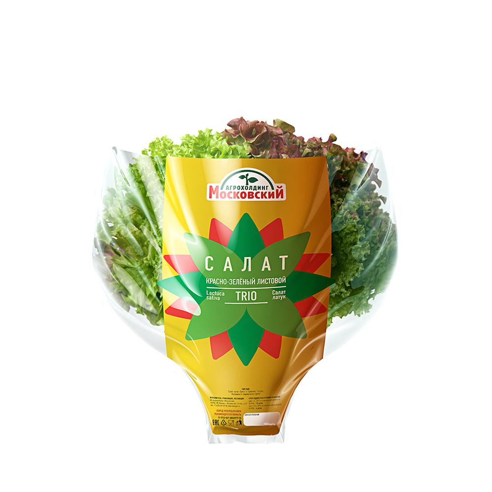 Image салат красно-зеленый TRIO
